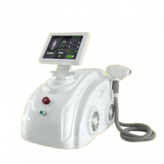 Portable 808 nm diode laser permanent hair removal machine