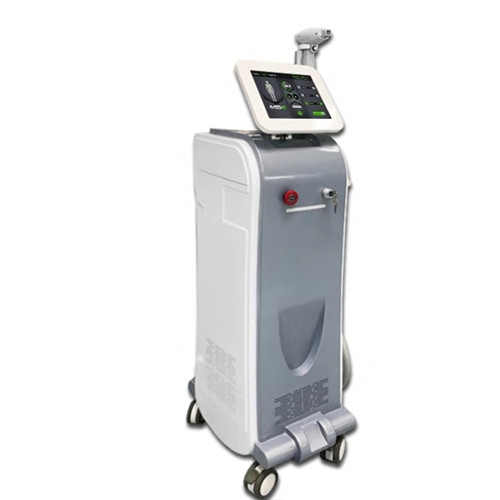Professional Germany bars 3 wavelength 755 808 1064 diode laser hair removal 755nm alexandrite laser
